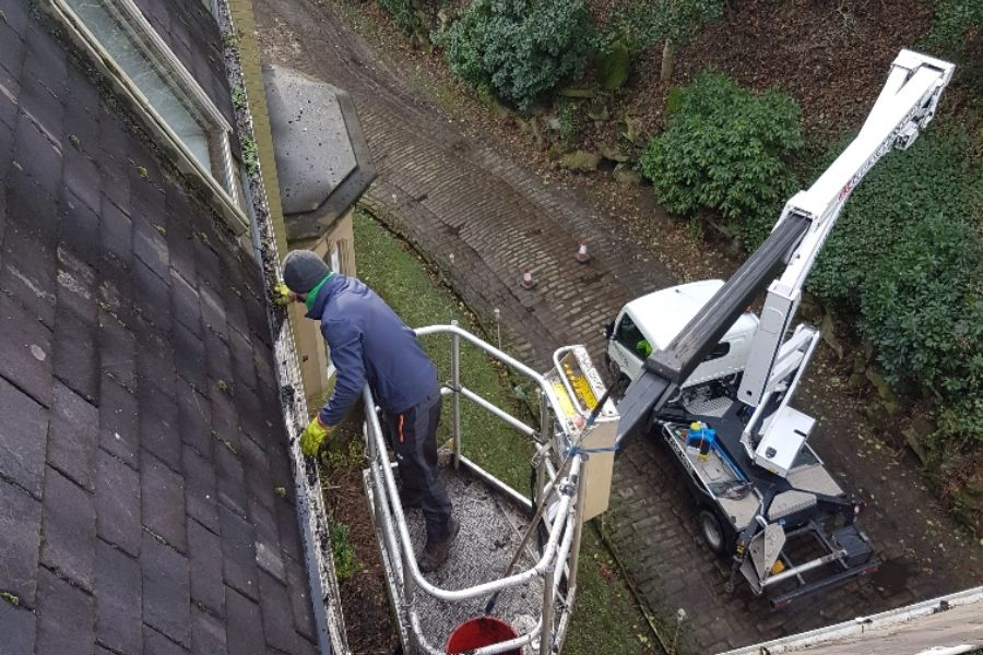 Gutter Cleaning St Andrews